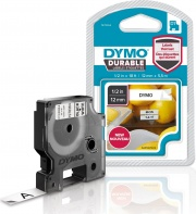 DYMO 1978364 Nastro D1 Durable 12 mm x5.5M NB