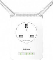 D-Link Access Point Range Extender Wireless N 300Mbps LAN 10100 Mbits DAP-1365