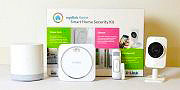 D-Link Sistema di Videosorveglianza Smart Home Security Kit DCH-107KT