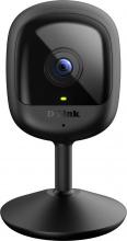 D Link DCS-6100LHE Telecamera Interna Wi Fi da scrivania Alexa senza fili Nero