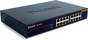 D-Link DES-1016D Switch Rete 16 Porte 10100