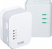 D-Link Adattatore di Rete Powerline WiFi N300 DHPW311AV