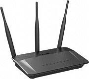 D-Link Router Wireless Dual Band 4 porte LAN 3 Antenne WPA,WPA2,WPS - DIR-809