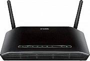 D-Link Router Wireless Wireless N 300 ADSL2+ Switch 4 porte DSL-2750B