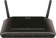 D-Link Modem Router ADSL22+ wifi N 300 Mbps con Switch 4 porte DSL2750