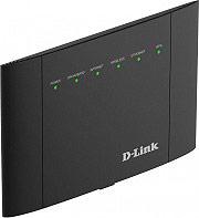 D-Link DSL-3782 Modem Router VDSL  ADSL 100 Mbps Dual-Band Wi-Fi 4 LAN USB