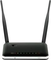 D-Link DWR-116 Modem Router Wireless N 300 Mbps 4 Porte LAN 10100 - Mbits