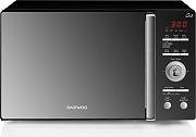 Daewoo KQG-9GMR Forno Microonde Combianto Grill 26 Lt 900W Nero