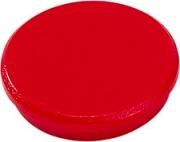 Dahle R955323 Confezione 10 Bottoni Magnetici Diam32 Rosso