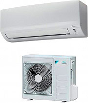 Daikin Siesta Condizionatore Inverter 12000 Btu Climatizzatore Pompa di Calore ATXB-C