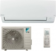Daikin ATXC25B + ARXC25B Condizionatore 9000 Btu Inverter Climatizzatore A++A+ Siesta ATXCARXC25B
