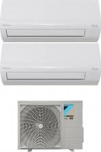 Daikin ATXF25A+ATXF25A+2AMXF40A Climatizzatore Dual Split Inverter 9+9 Btu Condizionatore ATXF25A Siesta
