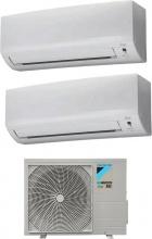 Daikin 2xATXF35A2AMXF50A Climatizzatore Dual Split Inverter 12+12Btu Condizionatore ATXF35A Siesta