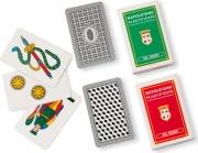 Dal Negro 15204 Carte Napoletane N.81 Plastica Blister Giochi di Società