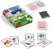 Dal Negro 57080 Carte da gioco Super Goal Gazzetta Sport