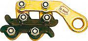 Daprile 5880-5871 Morsetto tendifilo Pesante per fili ø 6  8 mm 5880