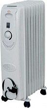 DCG Eltronic Radiatore Termosifone elettrico Olio Riscaldamento RA2811