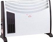 DCG Eltronic TC30TT Termoconvettore Stufa elettrica 2000W Termostato Timer