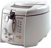 De Longhi 0125304702 Friggitrice Elettrica con Cestello Rotante F 28311