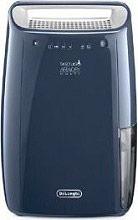 De Longhi Deumidificatore Portatile 16 lh 2.1Lt Tasciugo Ariadry Multi DEX16