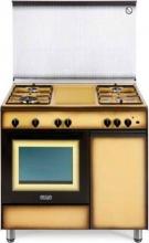 De Longhi DGK96B4 Cucina a Gas con Forno a Gas 90x60 cm colore Coppertone DGK 96 B4