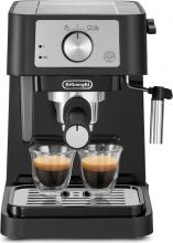 De Longhi EC260.BK Macchina Caffè Espresso 15 bar con Cappuccinatore  Stilosa