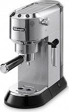 De Longhi Macchina Caffè Espresso Manuale cialdepolvere DEDICA EC 680.M