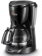 De Longhi ICM 2.1B Macchina Caffè Americano elettrica Caffè in Polvere Nero