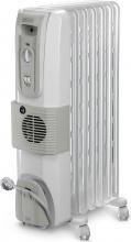 De Longhi KH770720V Termosifone Elettrico Radiatore ad Olio Stufa 7 Elementi