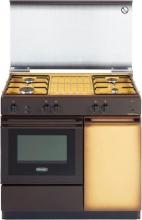 De Longhi SGGK854NED Cucina a Gas con Forno a Gas 90x50 cm colore Coppertone SGGK 854 N ED