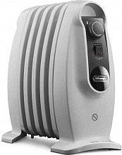 De Longhi TRNS0505M Termosifone Elettrico Radiatore ad Olio Stufa 5 Elementi
