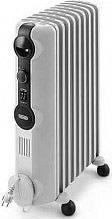 De Longhi Termosifone Elettrico Radiatore ad Olio Stufa 9 Elementi TRRS 0920
