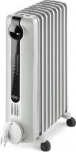 De Longhi TRRS 0920 E Termosifone Elettrico Radiatore ad Olio Stufa 9 Elementi