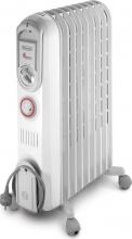 De Longhi V550920T Radiatore Termosifone elettrico Olio Riscaldamento Vento
