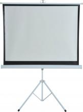 DecHome 001-008 Schermo Di Proiezione 100 Pollici Con Treppiedi Formato 4 3