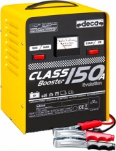 Deca 340600 Caricabatterie per Auto Elettronico batterie 200 Ah  Class 150A Start