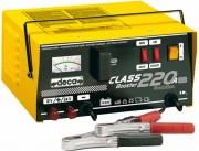 Deca 341000 Caricabatterie per Auto Elettronico batterie 300 Ah  Class 220A Start
