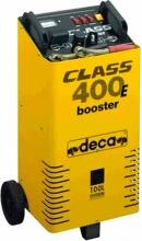 Deca 400E Caricabatterie Auto Moto Booster Elettronico Amp 400  Start Carr