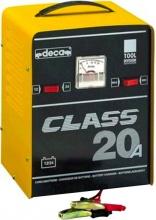 Deca Class A20 Caricabatterie Auto Moto Booster Elettronico Capacità 250 Ah Class 20A