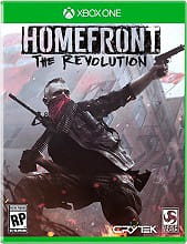 Deep Silver 1005535 Homefront: The Revolution, Xbox One Lingua ITA multiplayer