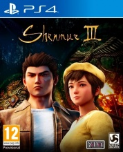 Deep Silver 1024052 PS4 Shenmue III Day One Edition AzioneRPG 12+