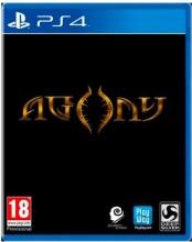 Deep Silver 1024611 Videogioco per PS4 Agony AzioneHorror 18+