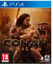 Deep Silver 1025009 Videogioco PS4 Conan Exiles Day One Edition Avventura 18+