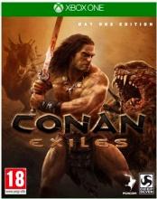 Deep Silver 1025010 Videogioco Xbox One Conan Exiles Day One Edition 18+