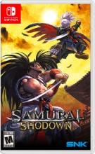 Deep Silver 1041340 Videogioco Samurai Shodown Azione 16+ Switch