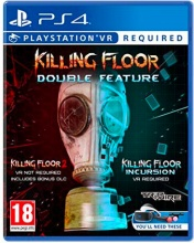 Deep Silver VR Killing Floor Double Feature  Required 18 PS4