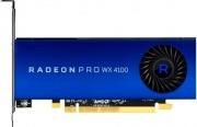 Dell 490-BDRJ AMD Radeon Pro WX 4100 4 GB Scheda Video GDDR5