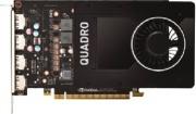 Dell 490-BDTN NVIDIA Quadro P2000 5 GB Scheda Video GDDR5