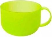 Dem 70160 Tazza Mug in Polipropilene 650 cc colori Assortiti  Jumbo Frosty