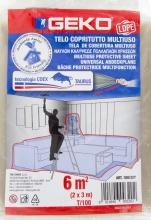 Di.Ci.Erre 100327 Telo Copritutto Extra Strong mt 2x3 gr 560 Pezzi 6